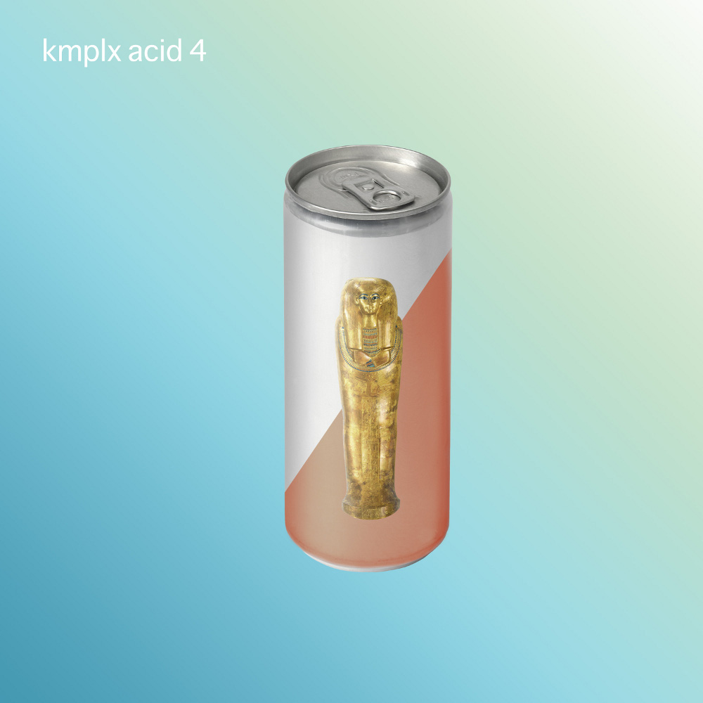 KMPLX026 Various Artists - KMPLX Acid 4